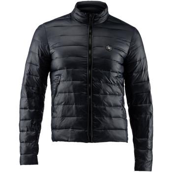 Vêtements Homme Doudounes Lumberjack CM68722 004 405 Noir