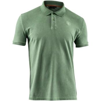 Vêtements Homme Polos manches courtes Lumberjack CM45940 007 516 Vert