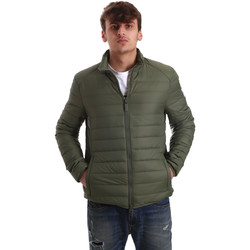 Vêtements Homme Doudounes Invicta 4431683/U Vert
