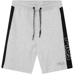 Vêtements Homme Shorts / Bermudas Fila 683090 Gris