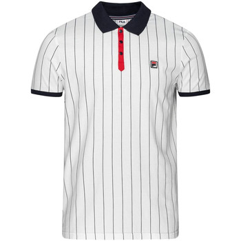 Vêtements Homme Polos manches courtes Fila 687654 Blanc
