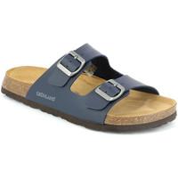 Chaussures Homme Mules Grunland CB3013 Bleu