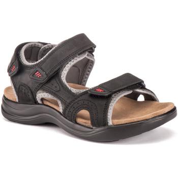 Chaussures Homme Sandales sport Lumberjack SM30606 004 P95 Noir