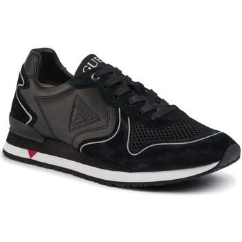 Chaussures Homme Baskets basses Guess FM5NGL LEA12 Noir