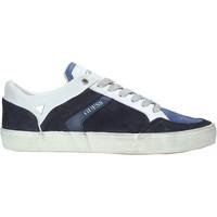 Chaussures Homme Baskets basses Guess FM5STA SUE12 Bleu