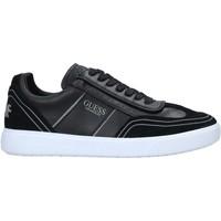 Chaussures Homme Baskets basses Guess FM6NET LEA12 Noir