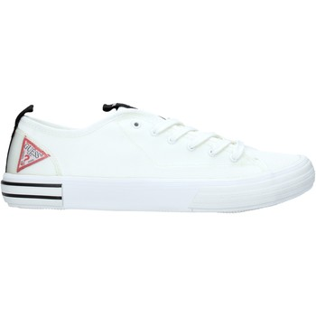 Chaussures Homme Baskets basses Guess FM6NTL FAB12 Blanc