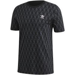 Vêtements Homme T-shirts manches courtes adidas Originals FM3423 Noir