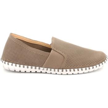 Chaussures Homme Slip ons Grunland SC4918 Beige