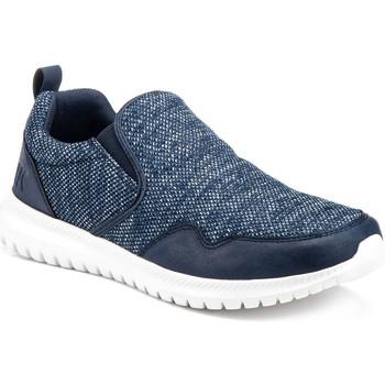 Chaussures Homme Mocassins Lumberjack SM54302 002 U22 Bleu