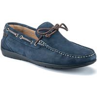 Chaussures Homme Mocassins Lumberjack SM40602 002 A01 Bleu