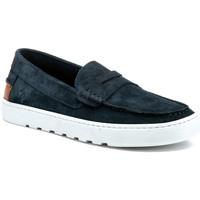 Chaussures Homme Mocassins Lumberjack SM69814 001 A01 Bleu
