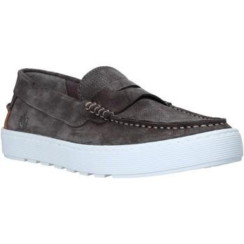 Chaussures Homme Mocassins Lumberjack SM69814 001 A01 Gris