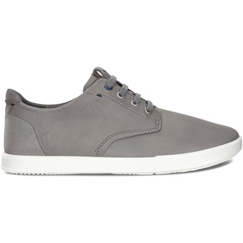 Chaussures Homme Baskets basses Ecco 53627452664 Gris