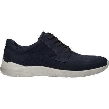 Chaussures Homme Baskets basses Ecco 51170402058 Bleu