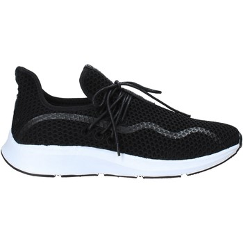 Chaussures Homme Baskets basses Rocco Barocco N19.3 Noir
