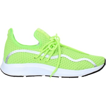 Chaussures Homme Baskets basses Rocco Barocco N19 Vert