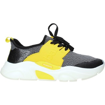 Chaussures Homme Baskets basses Rocco Barocco N17.2 Noir
