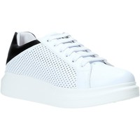 Chaussures Homme Baskets basses Rocco Barocco N5.3 Blanc