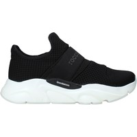 Chaussures Homme Baskets mode Rocco Barocco N18 Noir