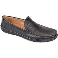 Chaussures Homme Mocassins Valleverde 11840 Noir