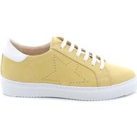 Chaussures Femme Baskets basses Grunland SC4939 Jaune