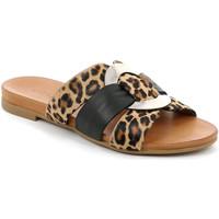 Chaussures Femme Mules Grunland CI2855 Noir