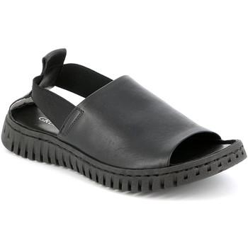 Chaussures Femme Sandales et Nu-pieds Grunland SA2538 Noir
