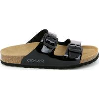 Chaussures Femme Mules Grunland CB1035 Noir