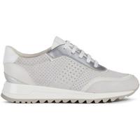 Chaussures Femme Baskets basses Geox D94AQA 022BC Blanc