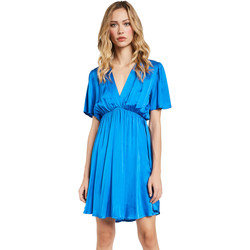 Vêtements Femme Robes courtes Gaudi 011FD15061 Bleu