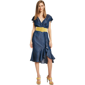Vêtements Femme Robes courtes Gaudi 011BD16001 Bleu