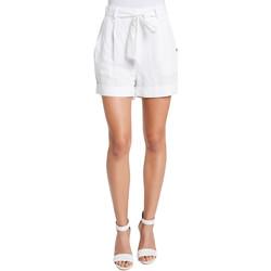 Vêtements Femme Shorts / Bermudas Gaudi 011BD25046 Blanc