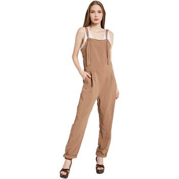 Vêtements Femme Combinaisons / Salopettes Gaudi 011BD25049 Marron