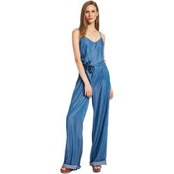 Vêtements Femme Combinaisons / Salopettes Gaudi 011BD26038 Bleu