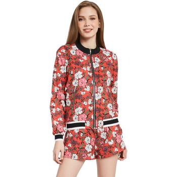 Vêtements Femme Vestes Gaudi 011BD35021 Rouge