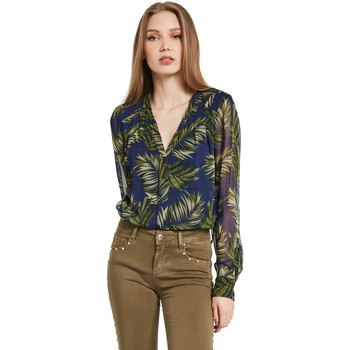 Vêtements Femme Chemises / Chemisiers Gaudi 011BD45018 Bleu