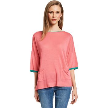 Vêtements Femme Pulls Gaudi 011BD53033 Rose