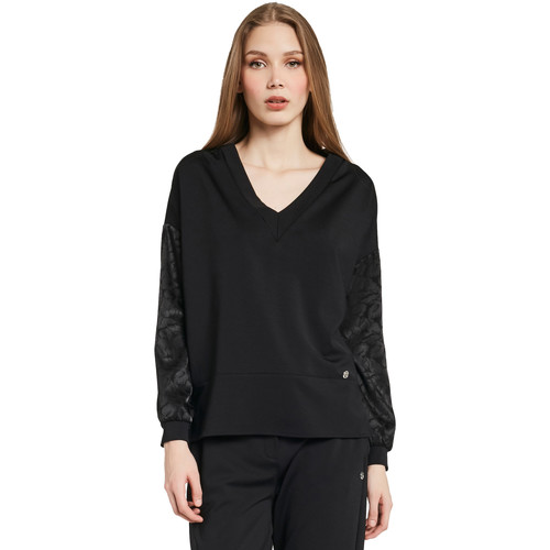 Vêtements Femme Sweats Gaudi 011BD64052 Noir