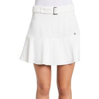 Vêtements Femme Jupes Gaudi 011BD75001 Blanc