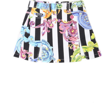 Vêtements Femme Jupes Versace A9HVB308SN103003 Blanc