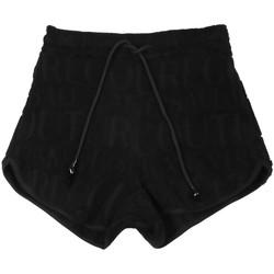 Vêtements Femme Shorts / Bermudas Versace A3HVB18513967899 Noir