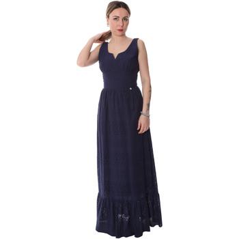 Vêtements Femme Robes longues Fracomina FR20SP588 Bleu