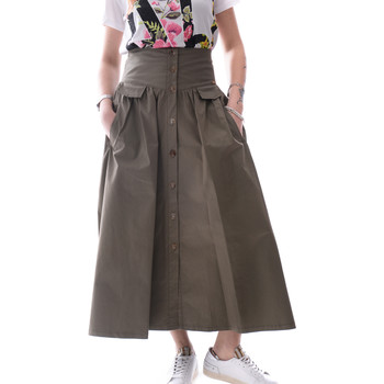 Vêtements Femme Jupes Fracomina FR20SP133 Vert