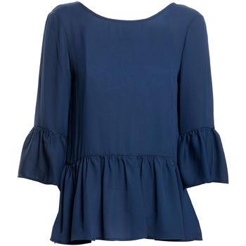 Vêtements Femme Tops / Blouses Fracomina FR20SP040 Bleu