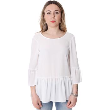 Vêtements Femme Tops / Blouses Fracomina FR20SP040 Blanc