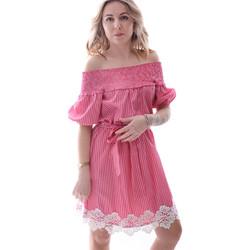 Vêtements Femme Robes courtes Fracomina FR20SP526 Rouge