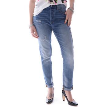 Vêtements Femme Jeans Fracomina FR20SPJSANDRA5 Bleu