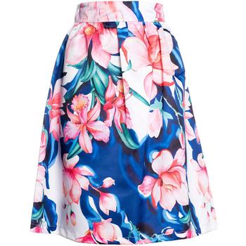 Vêtements Femme Jupes Fracomina FR20SP070 Bleu