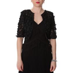 Vêtements Femme Portefeuilles / Porte-monnaie Fracomina FR20SP636 Noir